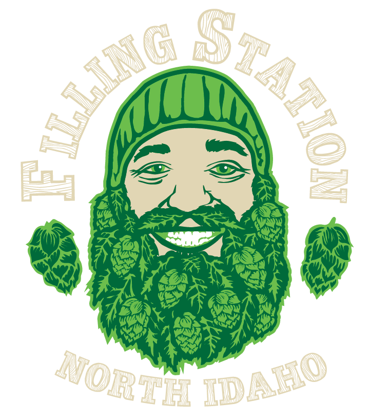 The Filling Station on 5th | Coeur d'Alene Idaho